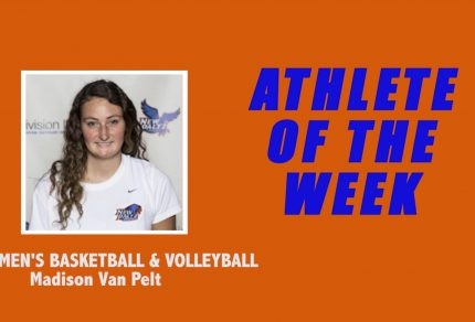 Logo of AOTW for Madison Van Pelt