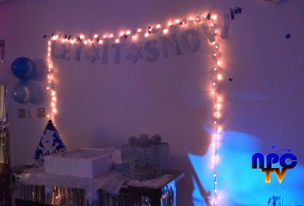 Picture of SACA Snow Ball wall decoration