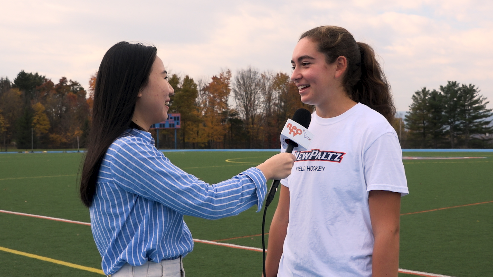 AOTW – Jessica Ascencao – Field Hockey